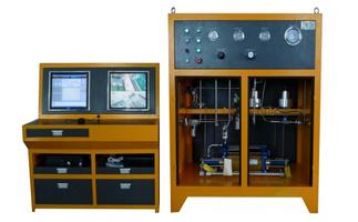 储气筒密封性试验装置