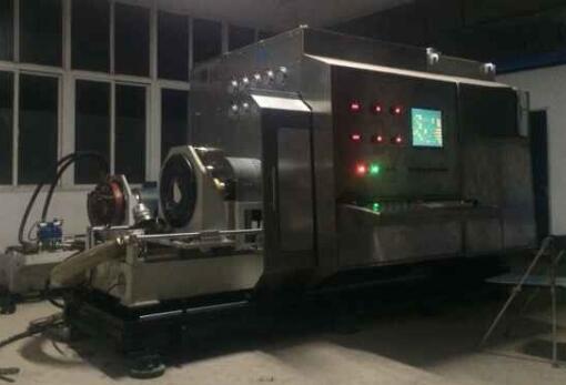液压泵马达性能试验台设备图