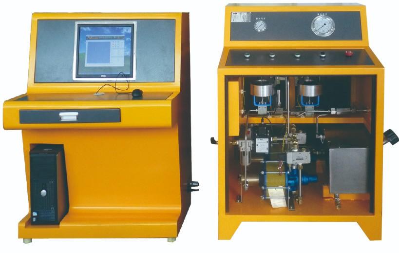 压力容器/气瓶爆破试验机设备图片1