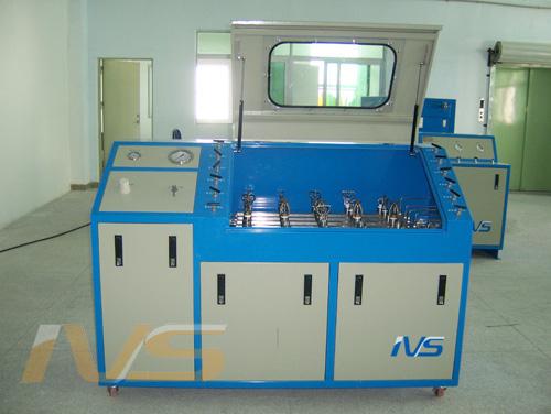喷头水压密封强度试验机