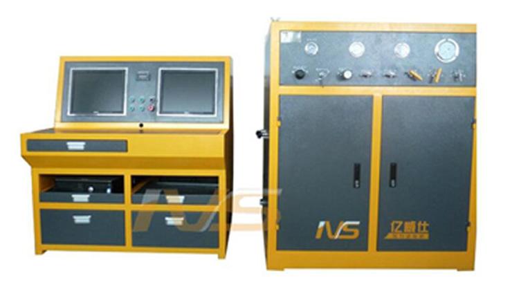电脑控制大口径焊管水压试验机