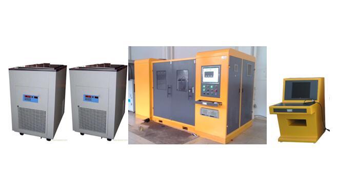 水冷散热器冷热冲击试验机