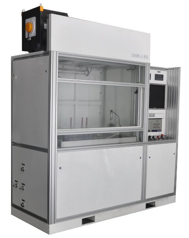 1000 MPa 共轨管自增强处理系统