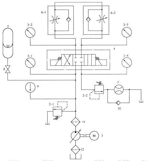 试验回路原理图