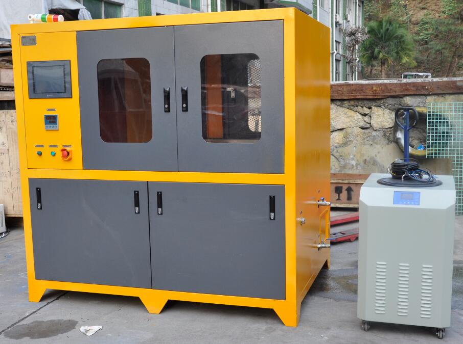 散热器流量流阻测试台