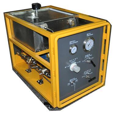 气动发泡剂加药泵撬设备